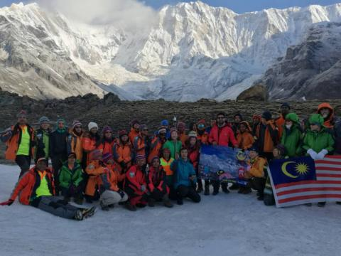 Rising To The Annapurna Challenge