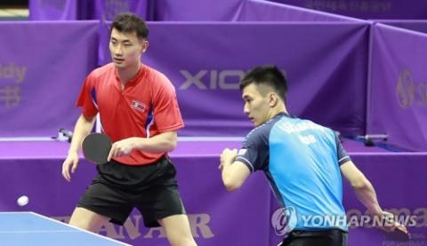 S. Korean veterans more than just sideshow in table tennis with N. Koreans