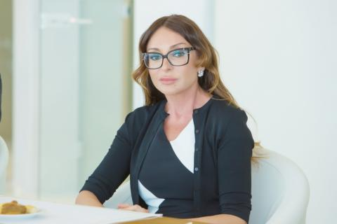 First Vice-President Mehriban Aliyeva congratulated people of Azerbaijan on State Independence Day