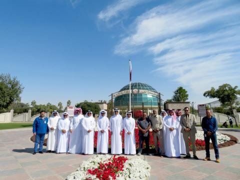 Ministry of Municipality and Environment Opens Al Khor Family Park