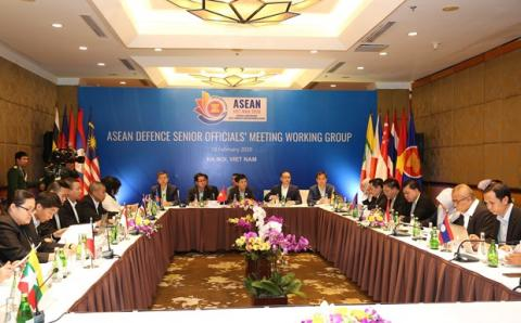 ASEAN Defence Senior Officials' Meeting Working Group meets in Hanoi
