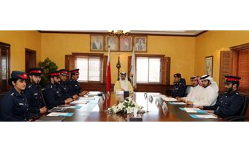 Southern governor chairs security meeting