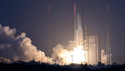 President Ilham Aliyev: Launch of Azerspace-2 satellite is our great victory