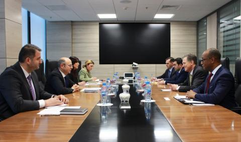 US official hails Azerbaijan`s role in diversifying energy sources and routes