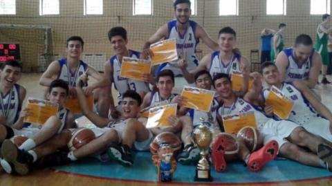 Azerbaijani junior basketballers win international tournament in Uzbekistan
