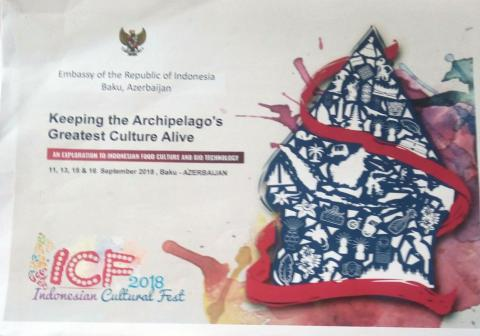 Baku to host third Indonesian Cultural Festival