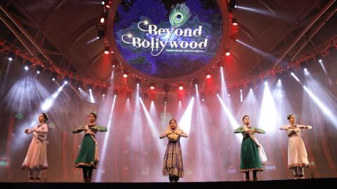 Beyond Bollywood now daily at Global Village