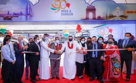 Golden Jubilee celebrations of Bahrain-India diplomatic ties kick-off at retail sector