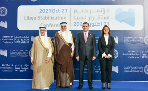Foreign Minister takes part in conference on Libya