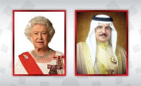 HM King sends cable of good wishes to Queen Elizabeth II