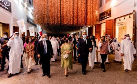Cultural activities marking Golden Jubilee of Bahrain-Indian relations launched