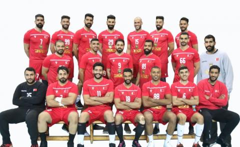 National handball team to participate in World Championship in Egypt