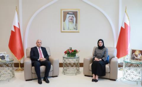 Speaker receives outgoing Tunisian ambassador