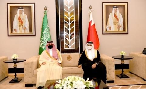 Bahraini- Saudi Security and Military Committee holds first meeting