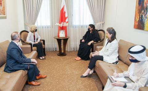 Foreign Ministry Undersecretary receives US embassy Charge D'Affaires