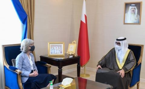 Southern Governor receives US Embassy Chargé d'Affaires