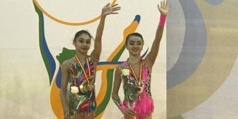 Azerbaijani gymnasts claim bronze at FIG World Challenge Cup in Spain