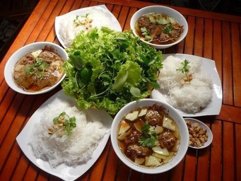 Vietnamese food an attractive tourism product