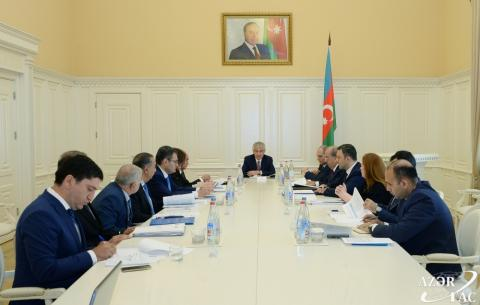 Cabinet of Ministers hosts 8th meeting of National Coordination Council for Sustainable Development