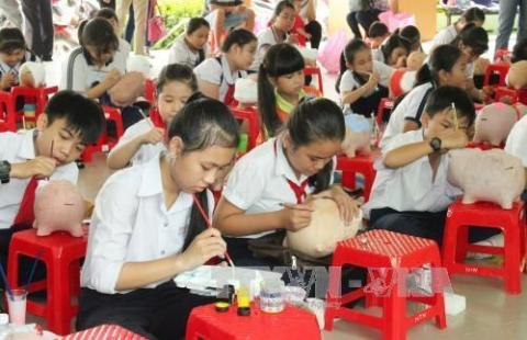 5.6 percent of VN children face risk of human trafficking: research
