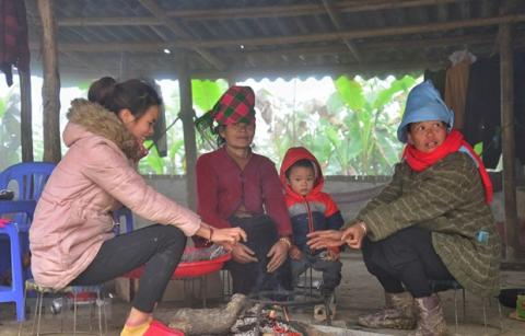Many Vietnam's northern schools temporarily close due to strong cold spell