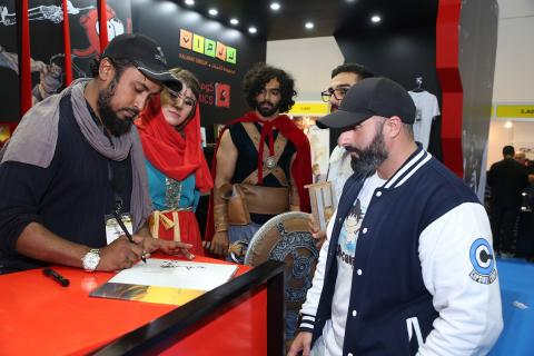 COMICS shares top tips with comic writing enthusiasts at Comic Con