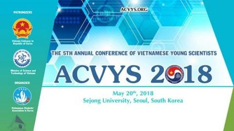 Conference of Vietnamese Young Scientists held in RoK