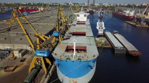 Romania's Constanta Port open to joint projects with Baku Port