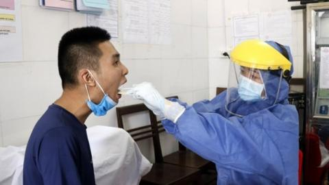One new COVID-19 case reported in Vietnam early August 3