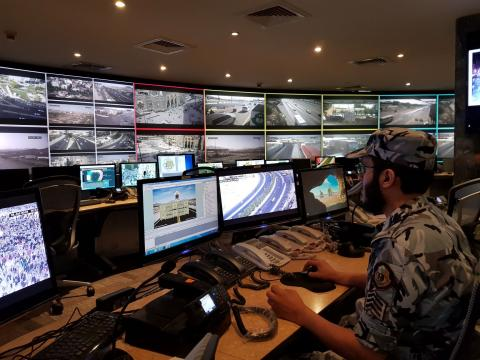 Latest Crowd Management Technology In Place To Ensure Safe Hajj