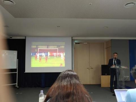 DVD copy of inter-Korean World Cup qualifier shows lethargic offense for S. Korea