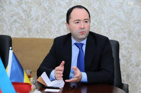 Efforts for Azerbaijan's economic diversification to open more opportunities for Romanian companies: envoy