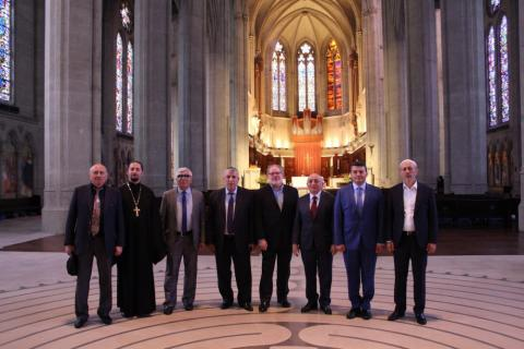 Azerbaijan's interfaith delegation meets with officials of California