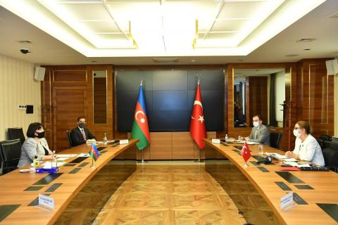 Turkey aims to sign agreement on free trade with Azerbaijan