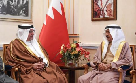 Premier, Crown Prince affirm Bahrain's attractive investment environment key for sustainable economic growth