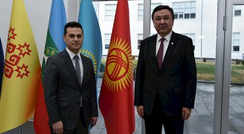 Working trip of Kyrgyz Ambassador to Turkey to Kastamonu
