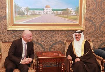 Royal support for sports welcomed
