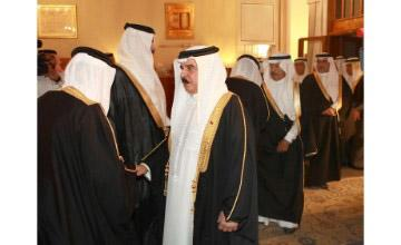 King offered condolence by Premier, Crown Prince