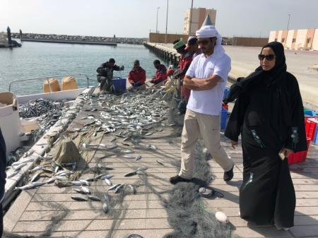 EAD carries out extensive inspections of commercial and recreational fishing activities