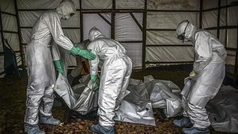 Ebola death toll in DR Congo rises to 777