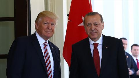 Turkish, US presidents agree on efforts to combat virus