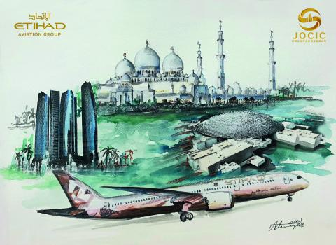 Etihad Aviation Group signs agreement with China's JOCIC