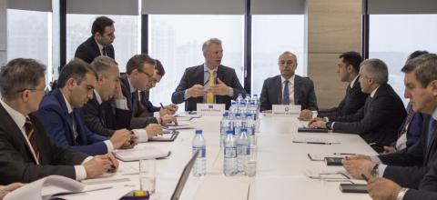 Azerbaijan, EU: development of strategic documents on power sector discussed