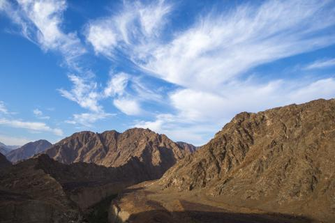 EWS-WWF praises inclusion of 'Wadi Wurayah' in World Network of Biosphere Reserves