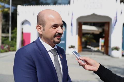 Acting Secretary General of Expo Doha 2021 Lauds Qatar's Efforts in Environment, Sustainable Development