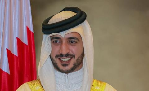 HH Shaikh Khalid expresses pride in Bahrain's success in maintaining IMMAF top ranking