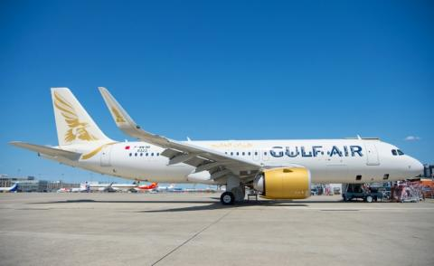 Gulf Air announces new destination as it welcomes 3rd Airbus 320neo