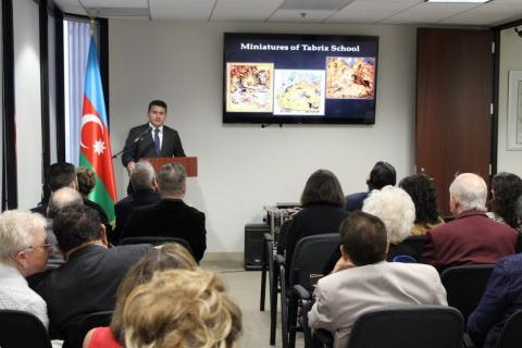 Los Angeles hosts art exposition of young Azerbaijani-American female artists
