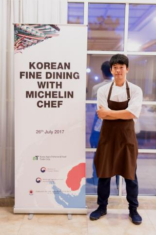 Introducing Korean Fine Dining