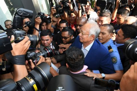 1MDB : Najib Not Held Today, MACC To Call Two Important Witnesses